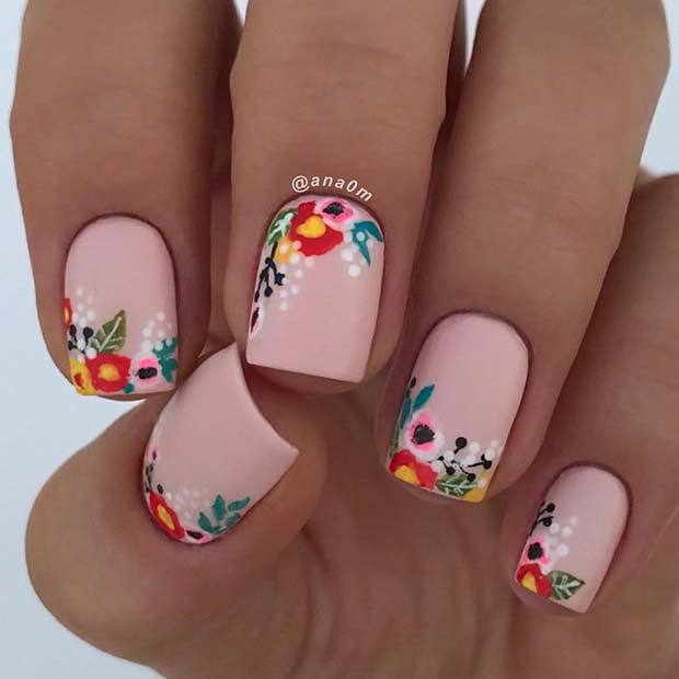 different shaped nails nail art designs longs nails october nails neud nails