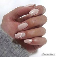 wedding nails bridesmaid
