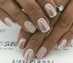 nails design for wedding