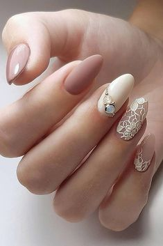 nail ideas wedding