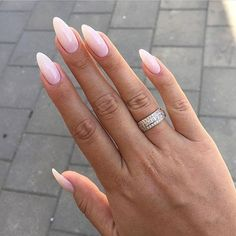 simple wedding nail
